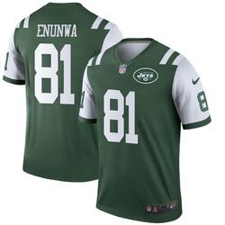 Legend Men's Quincy Enunwa New York Jets Nike Jersey - Green