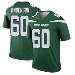 Legend Men's Ryan Anderson New York Jets Nike Player Jersey - Gotham Green