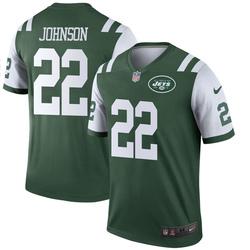 Legend Men's Trumaine Johnson New York Jets Nike Jersey - Green