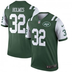 Legend Men's Valentine Holmes New York Jets Nike Jersey - Green