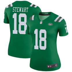 Legend Women's ArDarius Stewart New York Jets Nike Color Rush Jersey - Green