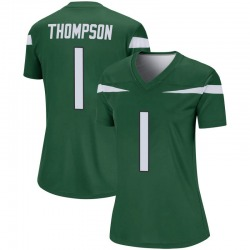 Legend Women's Deonte Thompson New York Jets Nike Player Jersey - Gotham Green