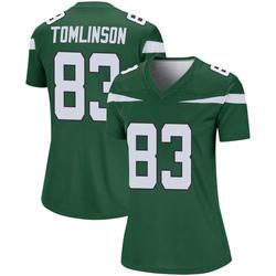 Legend Women's Eric Tomlinson New York Jets Nike Player Jersey - Gotham Green