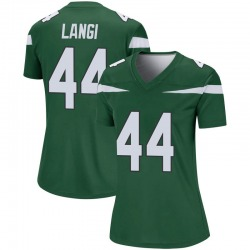 Legend Women's Harvey Langi New York Jets Nike Player Jersey - Gotham Green