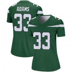 Legend Women's Jamal Adams New York Jets Nike Player Jersey - Gotham Green