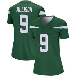 Legend Women's Jeff Allison New York Jets Nike Player Jersey - Gotham Green