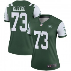 Legend Women's Joe Klecko New York Jets Nike Jersey - Green