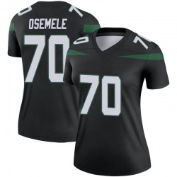 Legend Women's Kelechi Osemele New York Jets Nike Color Rush Jersey - Stealth Black
