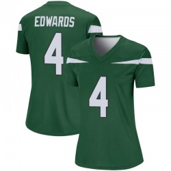 Legend Women's Lachlan Edwards New York Jets Nike Player Jersey - Gotham Green