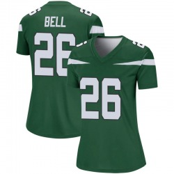 Legend Women's Le'Veon Bell New York Jets Nike Player Jersey - Gotham Green
