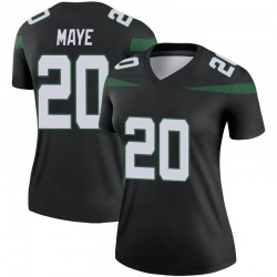 Legend Women's Marcus Maye New York Jets Nike Color Rush Jersey - Stealth Black