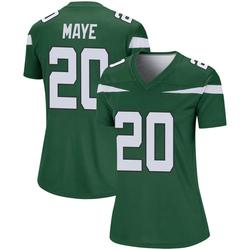 Legend Women's Marcus Maye New York Jets Nike Player Jersey - Gotham Green