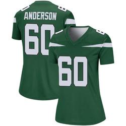 Legend Women's Ryan Anderson New York Jets Nike Player Jersey - Gotham Green
