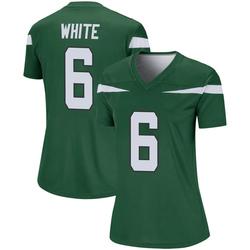 Legend Women's Tim White New York Jets Nike Player Jersey - Gotham Green