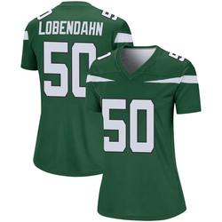 Legend Women's Toa Lobendahn New York Jets Nike Player Jersey - Gotham Green