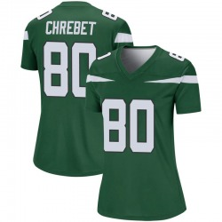 Legend Women's Wayne Chrebet New York Jets Nike Player Jersey - Gotham Green