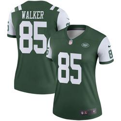 Legend Women's Wesley Walker New York Jets Nike Jersey - Green