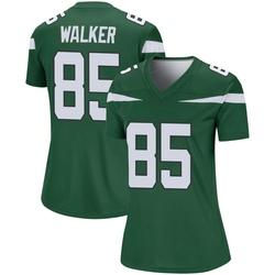 Legend Women's Wesley Walker New York Jets Nike Player Jersey - Gotham Green