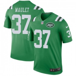 Legend Youth Arthur Maulet New York Jets Nike Color Rush Jersey - Green