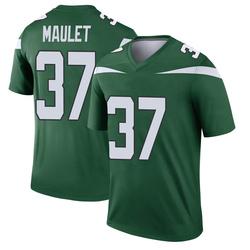 Legend Youth Arthur Maulet New York Jets Nike Player Jersey - Gotham Green
