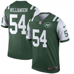 Legend Youth Avery Williamson New York Jets Nike Jersey - Green