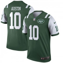 Legend Youth Blessuan Austin New York Jets Nike Jersey - Green