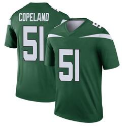 Legend Youth Brandon Copeland New York Jets Nike Player Jersey - Gotham Green