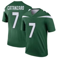 Legend Youth Chandler Catanzaro New York Jets Nike Player Jersey - Gotham Green