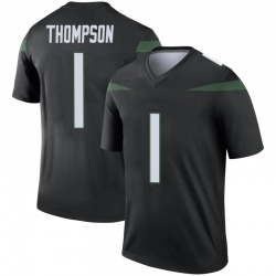 Legend Youth Deonte Thompson New York Jets Nike Color Rush Jersey - Stealth Black