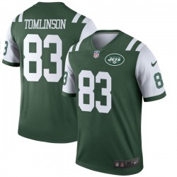 Legend Youth Eric Tomlinson New York Jets Nike Jersey - Green