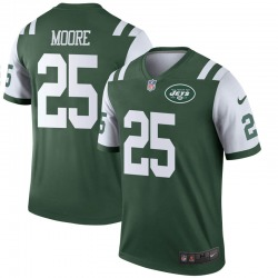 Legend Youth Jalin Moore New York Jets Nike Jersey - Green