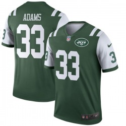 Legend Youth Jamal Adams New York Jets Nike Jersey - Green