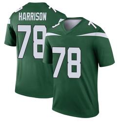 Legend Youth Jonotthan Harrison New York Jets Nike Player Jersey - Gotham Green