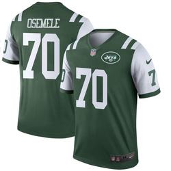 Legend Youth Kelechi Osemele New York Jets Nike Jersey - Green