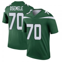Legend Youth Kelechi Osemele New York Jets Nike Player Jersey - Gotham Green