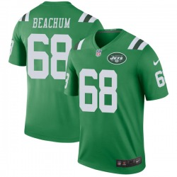 Legend Youth Kelvin Beachum New York Jets Nike Color Rush Jersey - Green