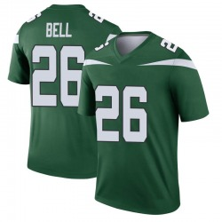 Legend Youth Le'Veon Bell New York Jets Nike Player Jersey - Gotham Green