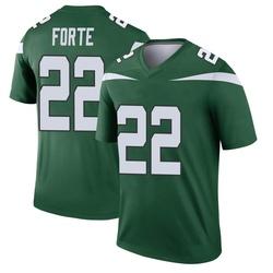 Legend Youth Matt Forte New York Jets Nike Player Jersey - Gotham Green