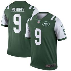Legend Youth Santos Ramirez New York Jets Nike Jersey - Green