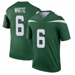 Legend Youth Tim White New York Jets Nike Player Jersey - Gotham Green