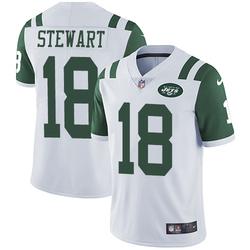 Limited Men's ArDarius Stewart New York Jets Nike Jersey - White