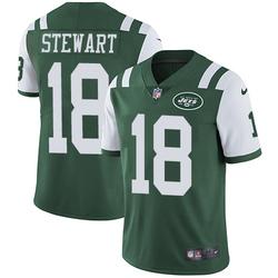 Limited Men's ArDarius Stewart New York Jets Nike Team Color Jersey - Green