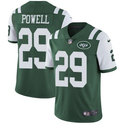 Limited Men's Bilal Powell New York Jets Nike Team Color Jersey - Green