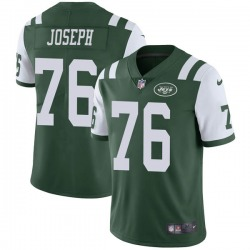 Limited Men's Dieugot Joseph New York Jets Nike Team Color Vapor Untouchable Jersey - Green