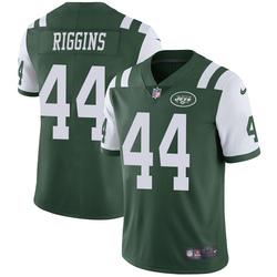Limited Men's John Riggins New York Jets Nike Team Color Vapor Untouchable Jersey - Green