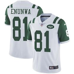 Limited Men's Quincy Enunwa New York Jets Nike Jersey - White