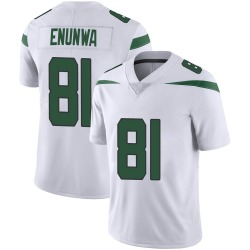 Limited Men's Quincy Enunwa New York Jets Nike Vapor Jersey - Spotlight White