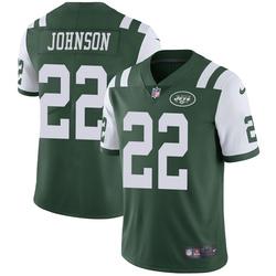 Limited Men's Trumaine Johnson New York Jets Nike Team Color Vapor Untouchable Jersey - Green