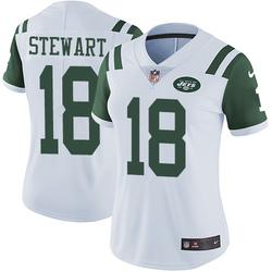 Limited Women's ArDarius Stewart New York Jets Nike Jersey - White