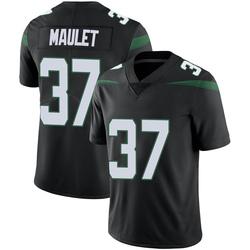 Limited Youth Arthur Maulet New York Jets Nike Vapor Jersey - Stealth Black